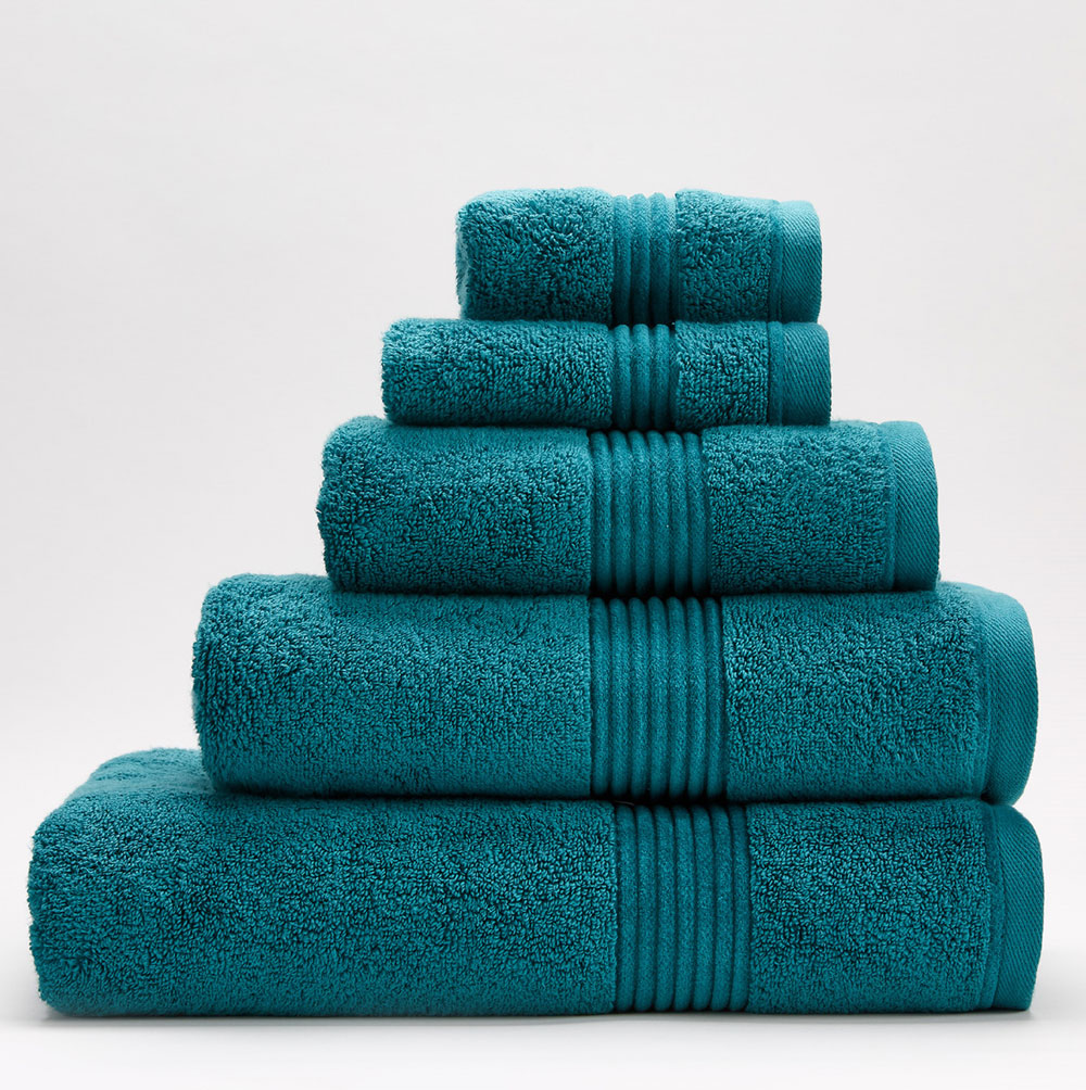 Trousseau So Soft Teal Catherine Lansfield
