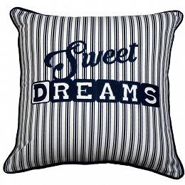 Coussin Sweet dreams 45×45cm