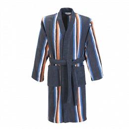 Peignoir kimono Milos Multicolore