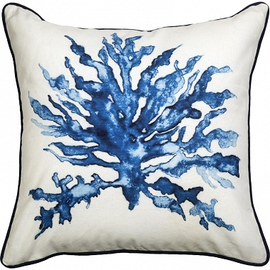 Coussin Koral 45×45cm 3col. AK collection