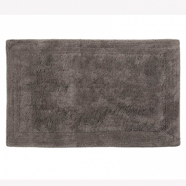 Tapis de bain Nuanco anthra­cite AK collec­tion