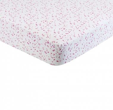 Drap housse Rosa­lie Multi­co­lore Anne de Solène