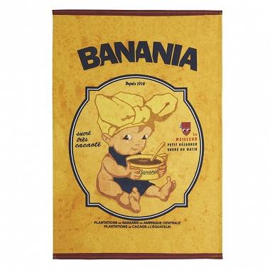 6Torchons Banania Bambin Coucke