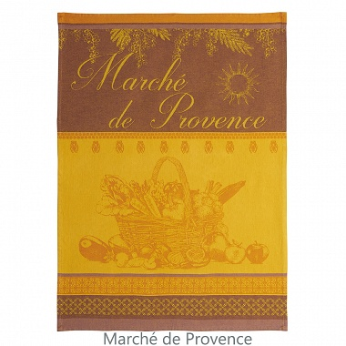 6Torchons La Provence Coucke
