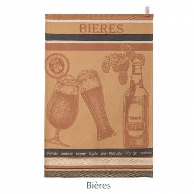 6Torchons Les Bières Coucke
