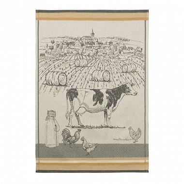 6Torchons Les Vaches Coucke