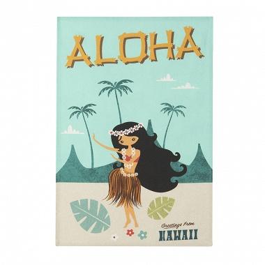 6Torchons Misteratomic Aloha Coucke