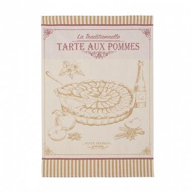 6Torchons Tarte aux pommes Coucke
