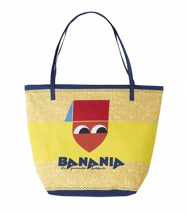 Sac Shopping Banania Gourmandise Coucke