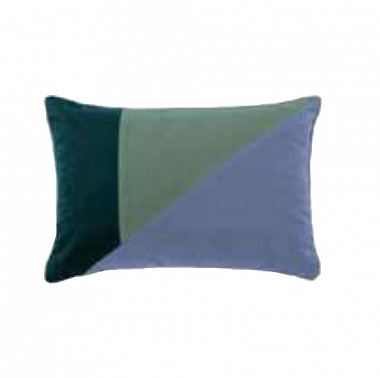 Coussin Origami Embrun Descamps