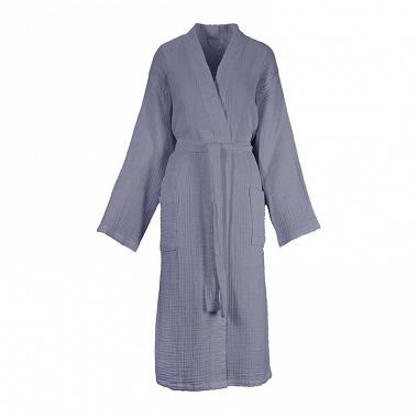 Peignoir Kimono Evanescence 3col. Descamps