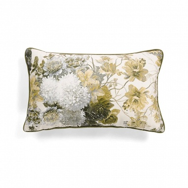 Coussin Claire Maily Olive Essenza