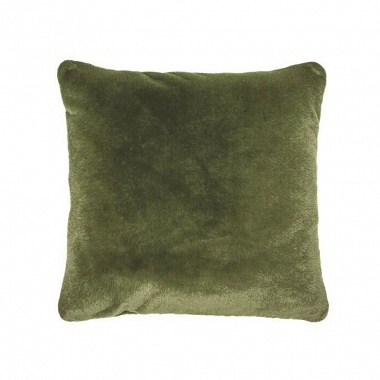 Coussin Furry Moss Essenza