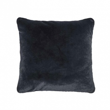Coussin Furry Night Blue Essenza