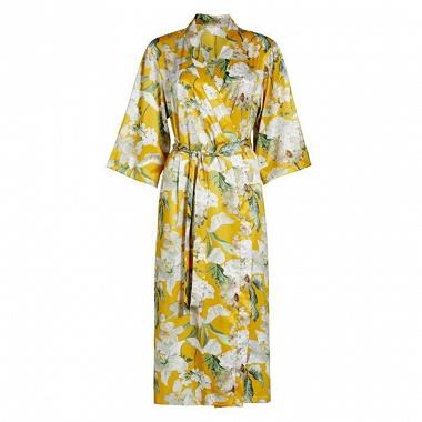 Kimono Ilona Rosalee Yellow Essenza