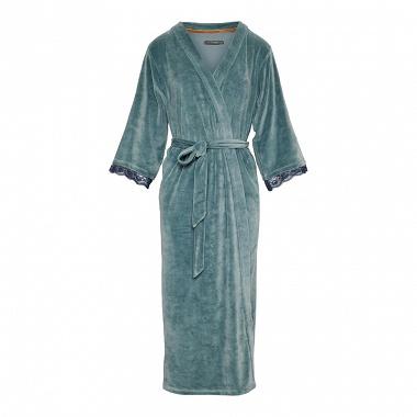 Kimono Ilona Uni Denim Essenza