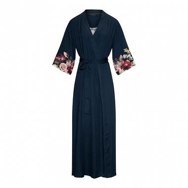 Kimono Jula Anneclaire Blue Indigo Essenza