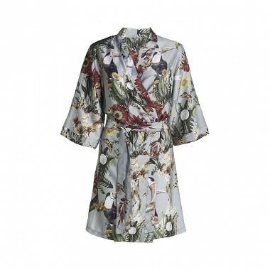 Kimono Sarai Airen Dusty Green Essenza