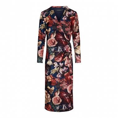 Robe de chambre Claire Indigo Blue Essenza