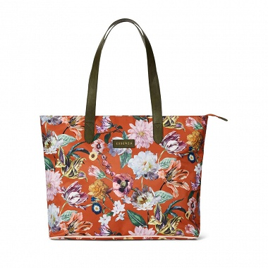 Sac Shopping Lynn Filou Caramel Essenza