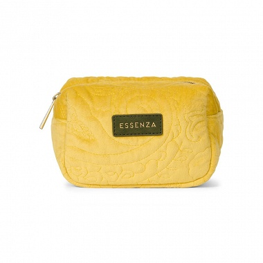 Trousse a maquillage Lucy Mustard Essenza