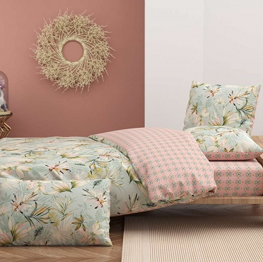 Housse de couette Jane Multi­co­lore Inspi­ra­tion