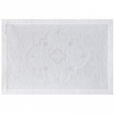 4sets de table azulejos blanc Jacquard Français