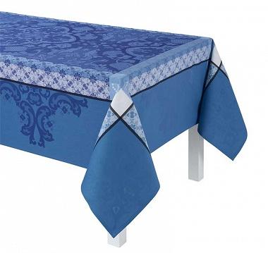 Nappes enduites azulejos faience Jacquard Français