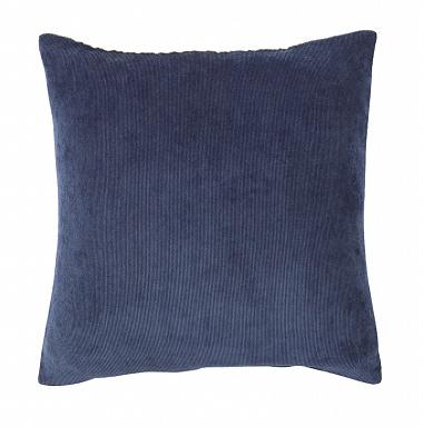 Coussin Jeannette Decos bleu gris Jalla