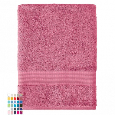 Drap de bain Extrasoft 100×150cm 30coloris Jalla