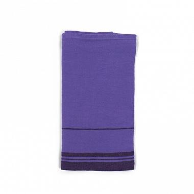6serviettes de table beaurivage violet Jean Vier
