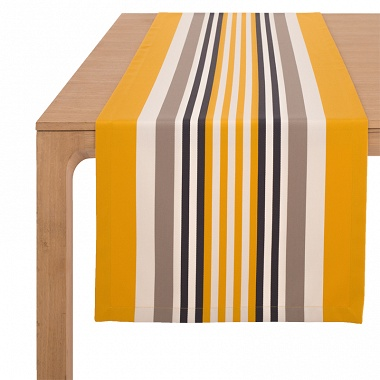 Chemin de table Ainhoa gold Jean Vier