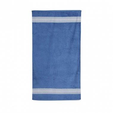 Drap de douche Grand Hôtel inverse Bleuet Jean Vier