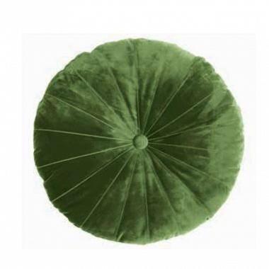 Coussin Mandarin Vert Kaat
