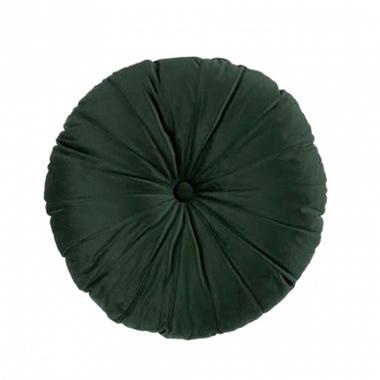 Coussin Mandarin Vert Foncé Kaat