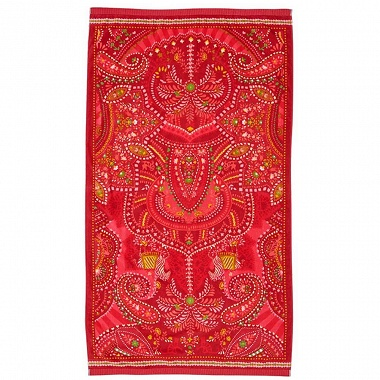 Drap de plage Sunrise Red Pip Studio