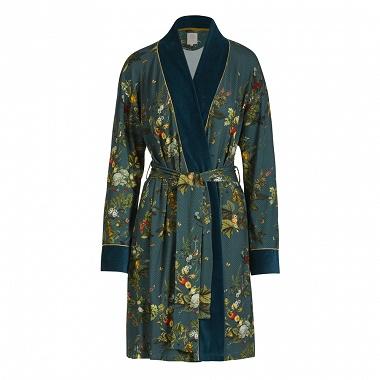 Kimono Fall in Leaf Vert Pip Studio