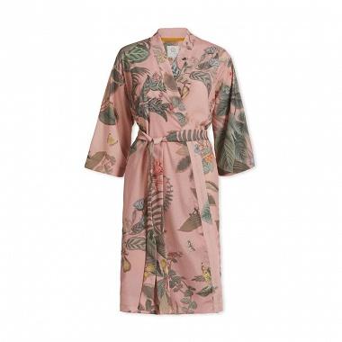 Kimono Floris Grande Pink Pip Studio