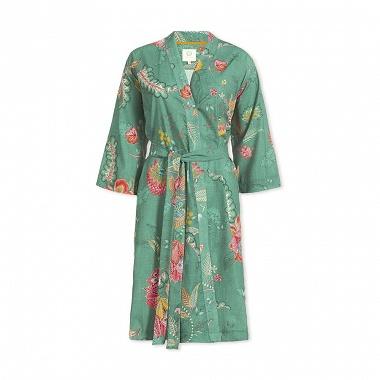 Kimono Jambo Flower Green Pip Studio