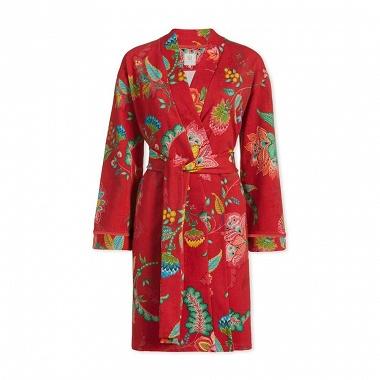 Kimono Jambo Flower Red Pip Studio