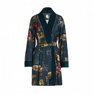 Kimono Poppy Stich Bleu Pip Studio