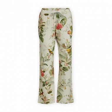Pantalon Floris White Pip Studio