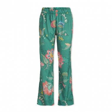 Pantalon Jambo Flower Green Pip Studio