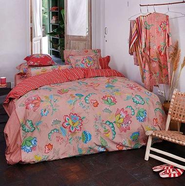 Parure de couette Jambo Flower Pink Pip Studio