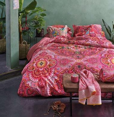 Parure de couette Sultans Carpet Red Pip Studio