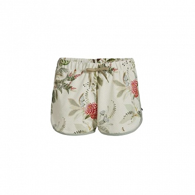 Short Floris White Pip Studio