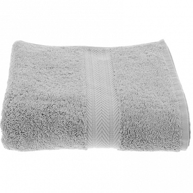3serviettes de toilette Luxury gris perle Sensei