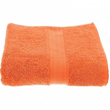 3serviettes de toilette Luxury orange Sensei