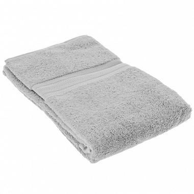Drap de bain luxury gris perle Sensei