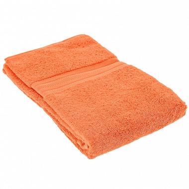 Drap de bain luxury orange Sensei